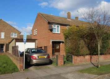 Thumbnail 3 bed end terrace house for sale in Tongham Road, Aldershot