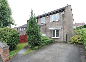 Thumbnail 3 bed semi-detached house for sale in Fairfield Villas, Fairfield Road, Chesterfield