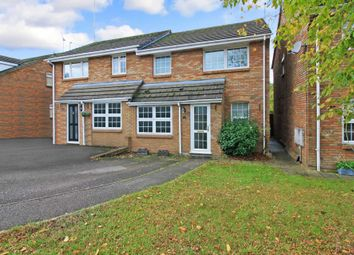 Thumbnail Semi-detached house for sale in Hunters Close, Tring