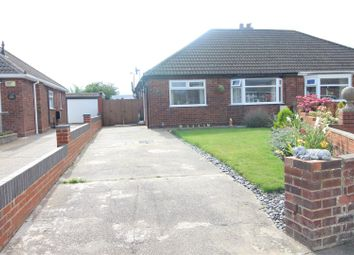 Thumbnail 3 bed semi-detached bungalow for sale in Cridling Place, Cleethorpes, N.E. Lincs