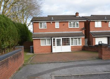 Thumbnail 4 bed detached house to rent in Statham Drive, Edgbaston, Birmingham