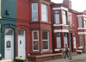 Thumbnail 3 bed terraced house to rent in Sulby Avenue, Liverpool