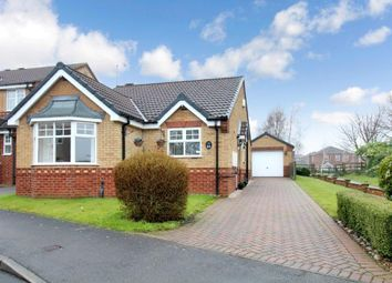 Thumbnail 2 bedroom detached bungalow for sale in Hopefield Crescent, Rothwell, Leeds
