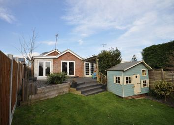 Thumbnail 3 bed bungalow for sale in Elmwood Drive, West Mersea, Colchester
