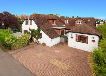 Thumbnail 3 bed property for sale in The Leas, Chestfield, Whitstable
