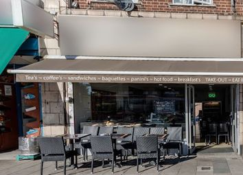 Thumbnail Restaurant/cafe for sale in Bowes Road, London