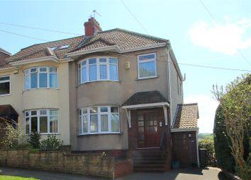 Thumbnail 3 bed semi-detached house for sale in Rayens Cross Road, Long Ashton, Bristol