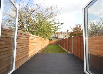 Thumbnail 3 bed terraced house to rent in Disraeli Road, Forest Gate, Greater London