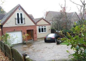 Thumbnail 4 bed bungalow for sale in Crow Hill Drive, Mansfield, Notingham, Nottinghamshire