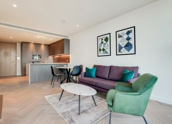 Thumbnail 1 bed flat to rent in 2 Principal Place, London