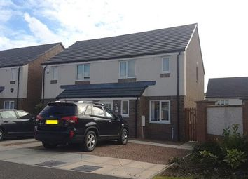 Thumbnail 3 bed semi-detached house for sale in Lochlea Wynd, Annandale, Kilmarnock, East Ayrshire