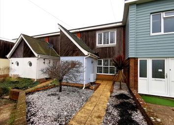 Thumbnail 3 bed terraced house for sale in The Parade, Pevensey Bay, East Sussex