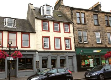Thumbnail 2 bed flat for sale in High Street, Linlithgow, West Lothian