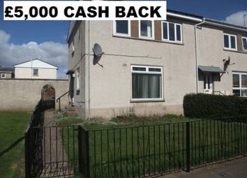 Thumbnail 1 bedroom semi-detached house for sale in Crawley Crescent, Springfield, Cupar