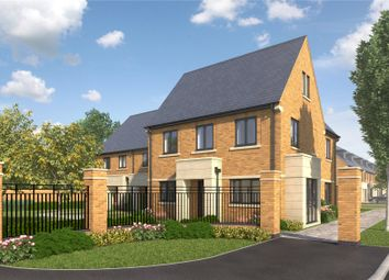 Thumbnail 5 bed detached house for sale in Imber Riverside, Orchard Lane, East Molesey, Surrey