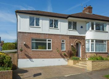Thumbnail 5 bed semi-detached house for sale in Dell Field Avenue, Berkhamsted