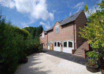 Thumbnail 3 bed cottage for sale in Rangemore Hall, Rangemore, Burton-On-Trent