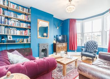Thumbnail 2 bedroom flat for sale in Brunswick Road, London