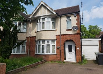 Thumbnail 3 bed semi-detached house for sale in Montrose Avenue, Luton