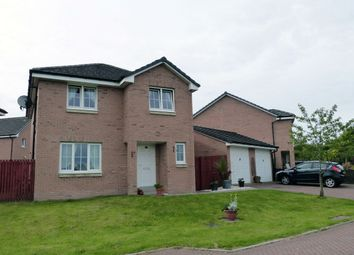 Thumbnail 4 bedroom detached house for sale in Linndale Oval, Cantlemilk, Glasgow
