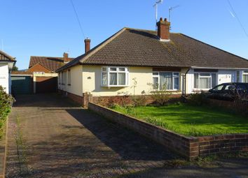 Thumbnail 3 bed semi-detached bungalow for sale in Heathfield Close, Worthing