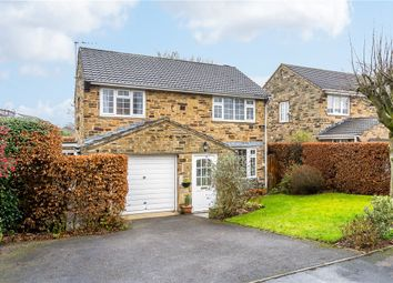 Thumbnail 4 bed detached house for sale in Grasmere Avenue, Wetherby, West Yorkshire