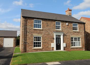 Thumbnail 4 bed detached house for sale in Station Road, Thirsk
