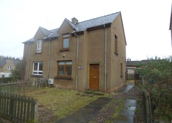 Thumbnail 2 bed semi-detached house for sale in Nettlehill Drive, Uphall Station, Livingston