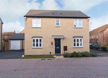 Thumbnail 3 bed detached house for sale in Marshall Drive, Ruddington, Nottingham