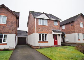 Thumbnail 3 bedroom detached house for sale in Tribune Drive, Houghton, Carlisle, Cumbria