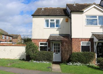 Thumbnail 2 bed end terrace house to rent in Sheerstock, Haddenham, Aylesbury