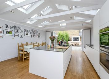 Thumbnail 4 bed terraced house for sale in Brookwood Road, Southfields, London