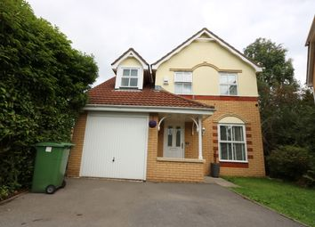 Thumbnail 3 bedroom detached house to rent in Celandine Road, Cardiff