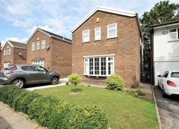 Thumbnail 4 bed detached house for sale in Preston Avenue, Eccles, Manchester
