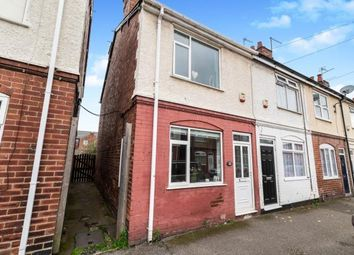 Thumbnail 3 bed end terrace house for sale in Welbeck Street, Warsop, Mansfield, Nottinghamshire