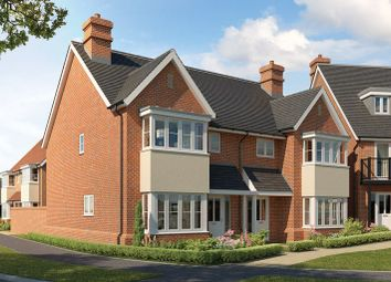 Thumbnail 3 bed semi-detached house for sale in Beacon Avenue, Kings Hill, Kent