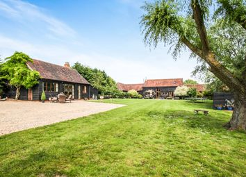 Thumbnail 4 bed barn conversion for sale in Sand Lane, Silsoe, Bedford