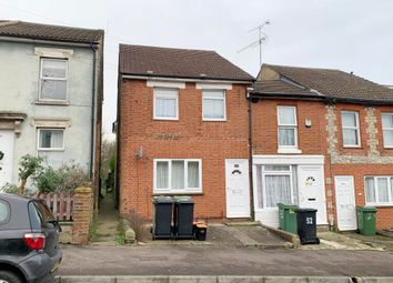 Thumbnail 1 bed block of flats for sale in 54A & 54B Whitmore Street, Maidstone, Kent