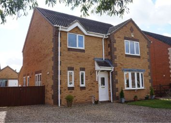 Thumbnail 5 bedroom detached house for sale in Grange Close, Ruskington