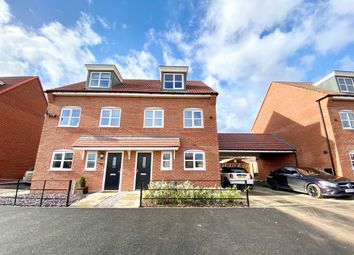 3 bed town house for sale in Mooracre Lane, Bolsover, Chesterfield S44