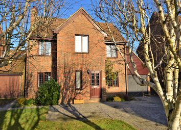 Thumbnail 4 bed detached house for sale in Lordswood View, Leaden Roding, Dunmow