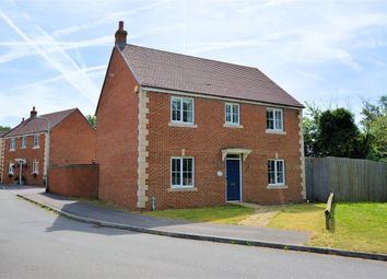 Thumbnail 4 bedroom detached house for sale in Kingfisher Grove, Three Mile Cross, Reading
