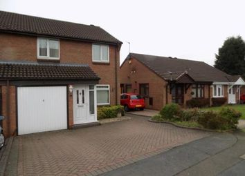 Thumbnail 3 bed semi-detached house for sale in Compton Drive, Sutton Coldfield, West Midlands