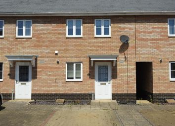 Thumbnail 2 bed terraced house to rent in Rushton Drive, Carlton Colville, Lowestoft