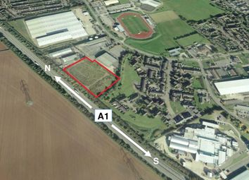 Thumbnail Land for sale in Venture Way, Grantham