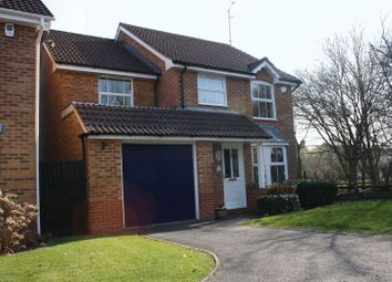 Thumbnail 4 bedroom detached house to rent in Marathon Close, Woodley, Reading