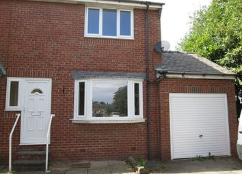 Thumbnail 3 bed detached house to rent in Whites Row, Horbury