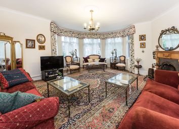 Thumbnail 4 bedroom flat for sale in West Hampstead, London