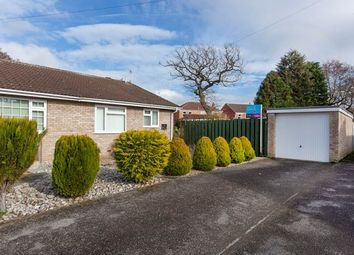 Thumbnail 2 bed bungalow to rent in Ash Walk, York
