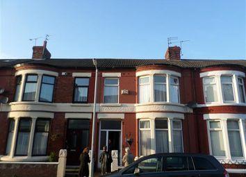 Thumbnail 3 bedroom terraced house to rent in Birnam Road, Wallasey